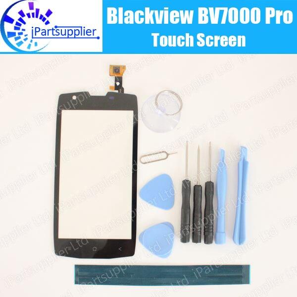 Blackview BV7000 Pro Écran Tactile Panneau 100% Garantie D'origine En Verre Panneau Tactile De Remplacement Pour Blackview BV7000 Pro