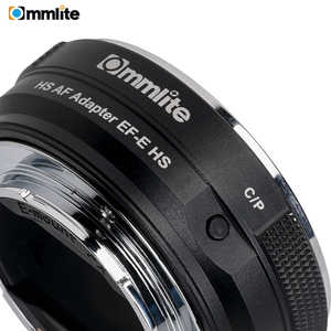 Image 4 - Commlite anillo adaptador de lente AF electrónico para objetivo Canon EF/EF S a cámaras e mount para Sony A7 A9 A7II A7RII A7RIII A6500 etc.