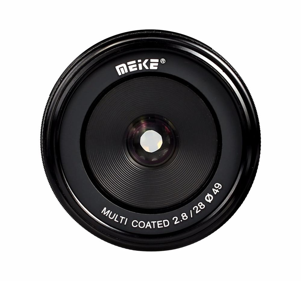 Meike MK-EF-M-28-2.8 28mm f/2.8 fixed Large Aperture Standard Prime Auto Manual Focus Lens for Canon EOS M1 M2 M3Meike MK-EF-M-28-2.8 28mm f/2.8 fixed Large Aperture Standard Prime Auto Manual Focus Lens for Canon EOS M1 M2 M3