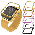 Protect Case for Apple Watch Series 2 & 1 Accessory Ultrathin Yellow Gold/Rose Gold Plated 42mm/38mm APB1756