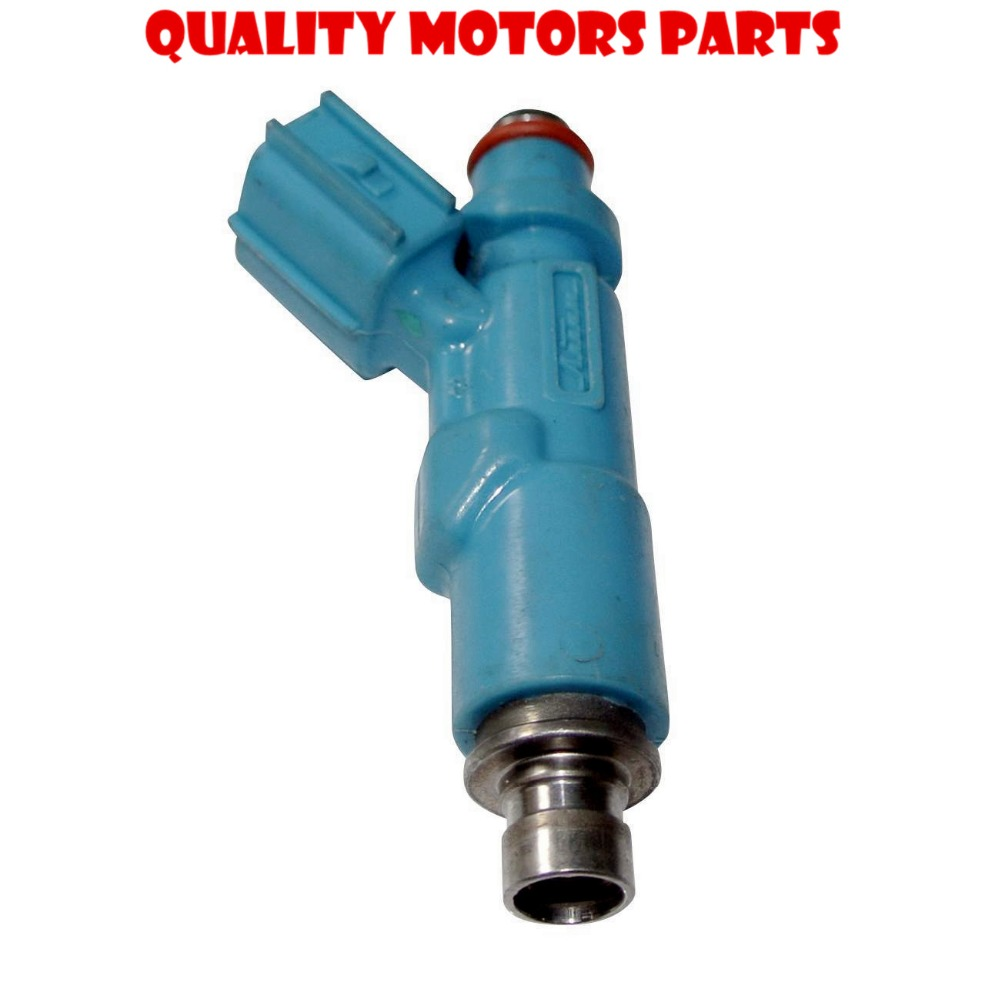 4pcs Petrol Fuel Injector 23250-23020 For Toyota Yaris Vitz 1.0 1.3 1999-2005