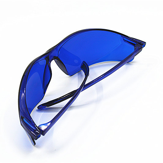 1pcs safety glasses IPL beauty protective goggles red Laser hoton Color light  200-1200nm spectrum of continuous absorption