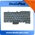 New US Layout Laptop Keyboard With Mouse Point Stick For Dell Latitude E5500 E6400 E6500 Series