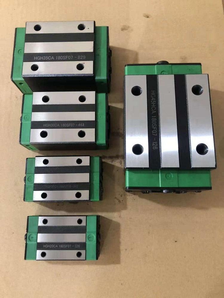 1pcs HGH30CA slider block HGH30 CA match use HGR30 linear guide for linear rail CNC diy parts good quality Made in China hsr35r slider block hsr35a hsr35c match use hsr35 linear guide for linear rail cnc diy parts