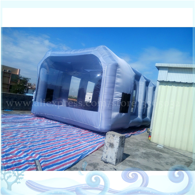 US $1050 0 |Auto Portable Spray Booth Car Workstation 9*5*3 meters  Inflatable Used Cheap Paint Booth Price-in Toy Tents from Toys & Hobbies on