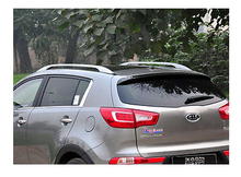 цена на Roof Rack Side Rails Bars NEW for kia sportage 2010 2011 2012 2013