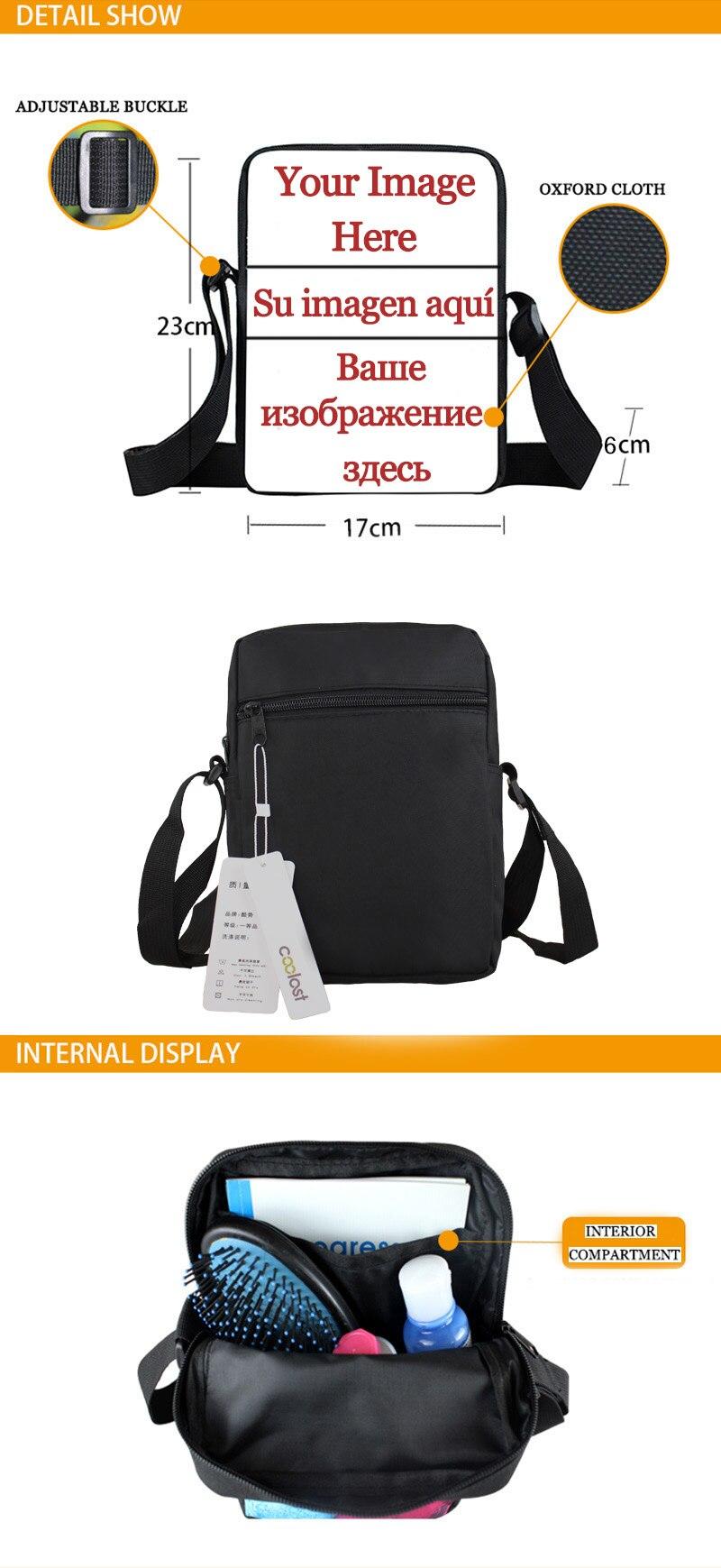 e0ddc47052cb Anime Danganronpa Mini Messenger Bag Boy Girls Dangan Ronpa Children  Shoulder Bags Monokuma Crossbody Bag Kid Student Book Bags