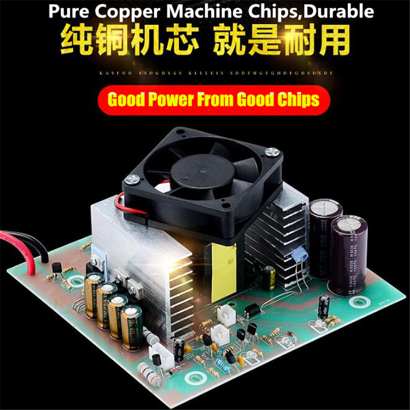 600W 25A Smart Automatische 12 V/24 V Auto Lagerung Batterie Ladegerät LCD 5 bühne Intelligente Puls reparatur für Blei Säure Batterie 36 400AH - 4