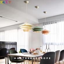 KAIT Modern LED Pendant Light lamp Creative Restaurant lampshade Living Dinning Room