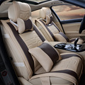 Microfiber leather car seat cover four seasons general for mercedes for chevrolet for cruze car seat supports
