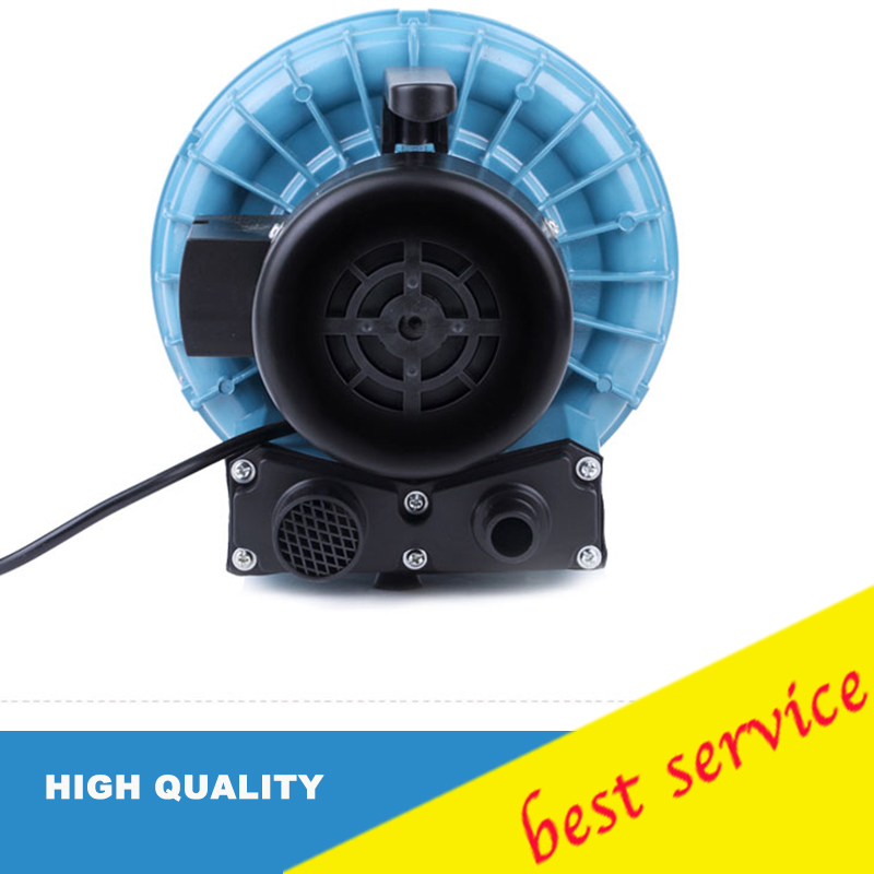 220v50hz 370w 1/2HP Fish Pond Aquaculture Water Bottom Aerated Blower petrol aquaculture blower gf 1100 5 5hp air blower aerobic treatment system fish ponds farm aquaculture