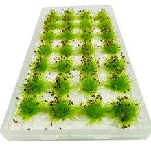 1:35 1:48 1:72 1:87 DIY Vegetation Bud Grass for Scene Model Sand Table — Green