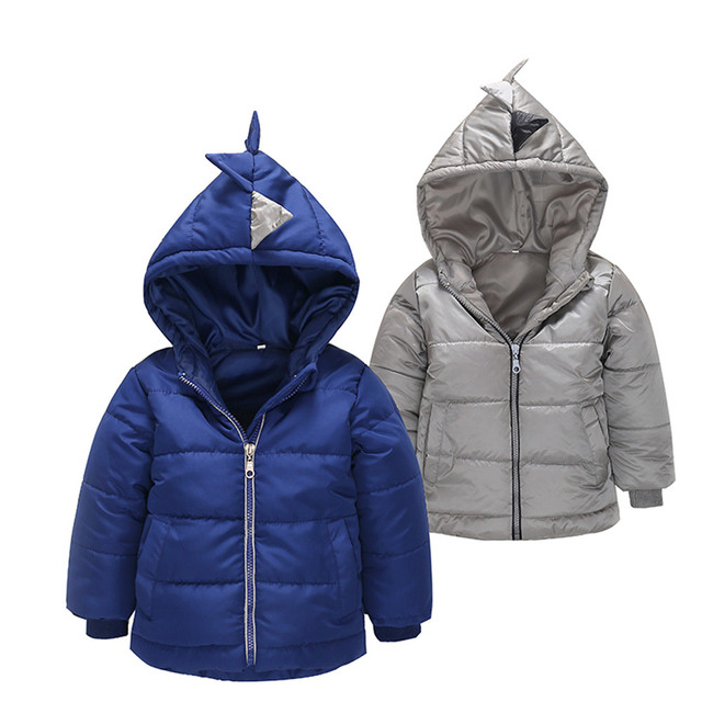 891a0f10c Wholesale New Baby Winter Warm Coats Kids Boy Girl Thick Hooded ...