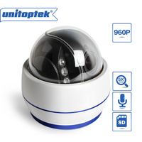 Wireless Speed Dome PTZ IP Camera Wifi HD 960P Auto Focus 4X Zoom 2 8 12mm