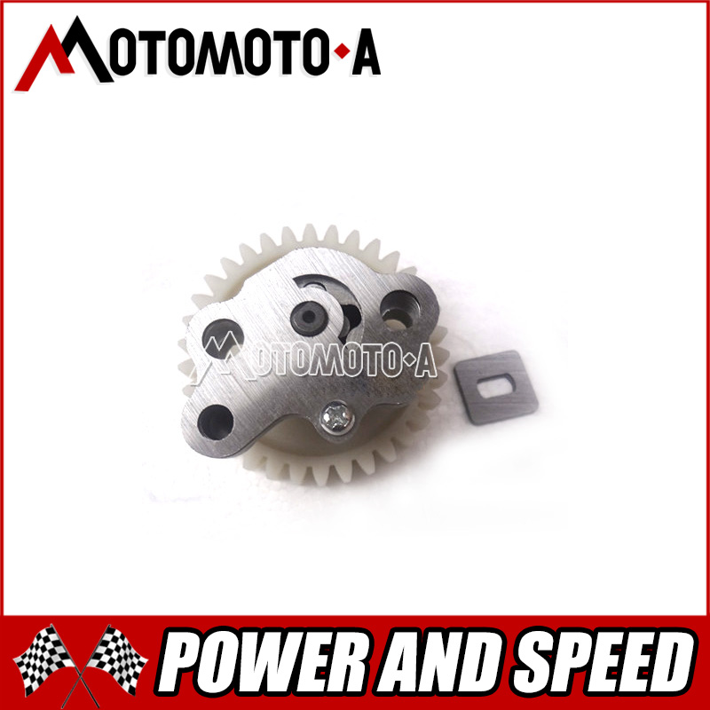 motorcycle CBF125 CBF150 <font><b>engine</b></font> oil pump for <font><b>Honda</b></font> 125cc <font><b>150cc</b></font> CBF 125 150 <font><b>engine</b></font> gaslin oil spare parts image