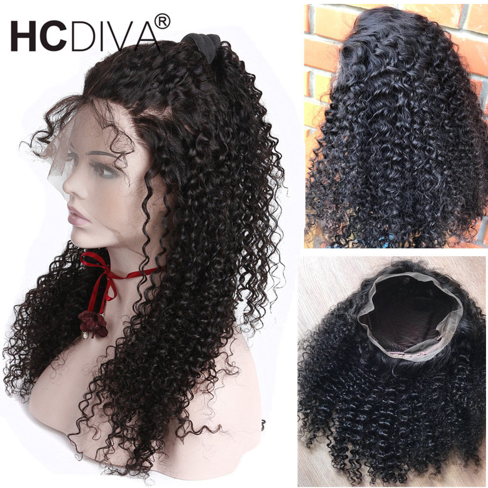 Human Hair Lace Wigs Lace Wigs Afro Kinky Curly Human Hair Wig Glueless Lace Front Human Hair Wigs For Women Gossip Remy Lace Frontal Wig Preplucked Mongolian