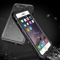 IP68 Original Redpepper OL Waterproof Case For IPhone 5 5S SE Diving Swimming Surfing Case For