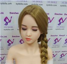 #76 TPE doll Eyes-closed head for realistic sex dolls 135cm/140cm/148cm/153cm/155cm/158cm/160cm/163cm/165cm/168cm/170cm