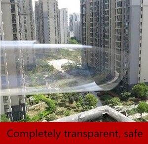Image 4 - Film adhésif Transparent pour meubles, film de protection en bois massif, pour table de cuisson, autocollants pour table et table