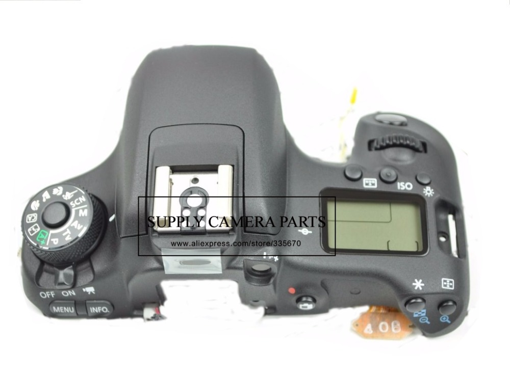 цены Free Shipping! new 760D Top cover assembly and buttons for Canon 760D open unit SLR camera repair Part