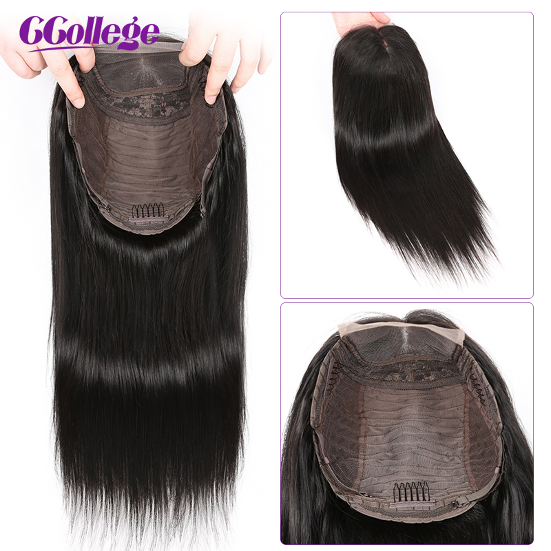 4x4 Lace Front Human Hair Wigs For Black Women Malaysia Straight Lace Closure Wig With Baby Hair Pre Plucked Remy Wigs(China)