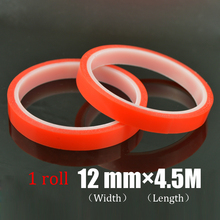 12mm*4.5m Strong Bonding Double Side Adhesive Tape Fix For phone Touch LCD Screen Repair