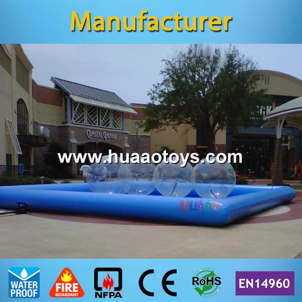Commercial 10*10m Inflatable Swimming Pool for Adult and Kids(Free air pump+free shipping)