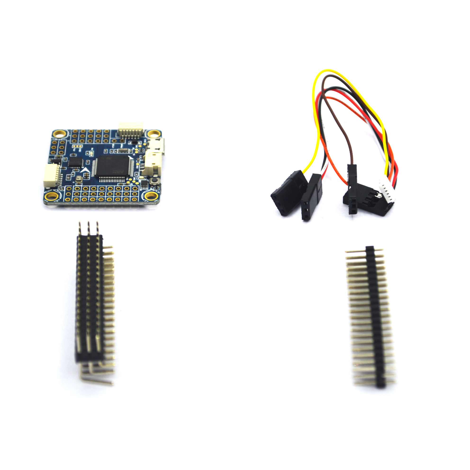 Image 4 - Betaflight Omnibus F4 V3 Flight Controller Board Built in Barometer OSD TF Slot For FPV Quadcopter-in Parts & Accessories from Toys & Hobbies