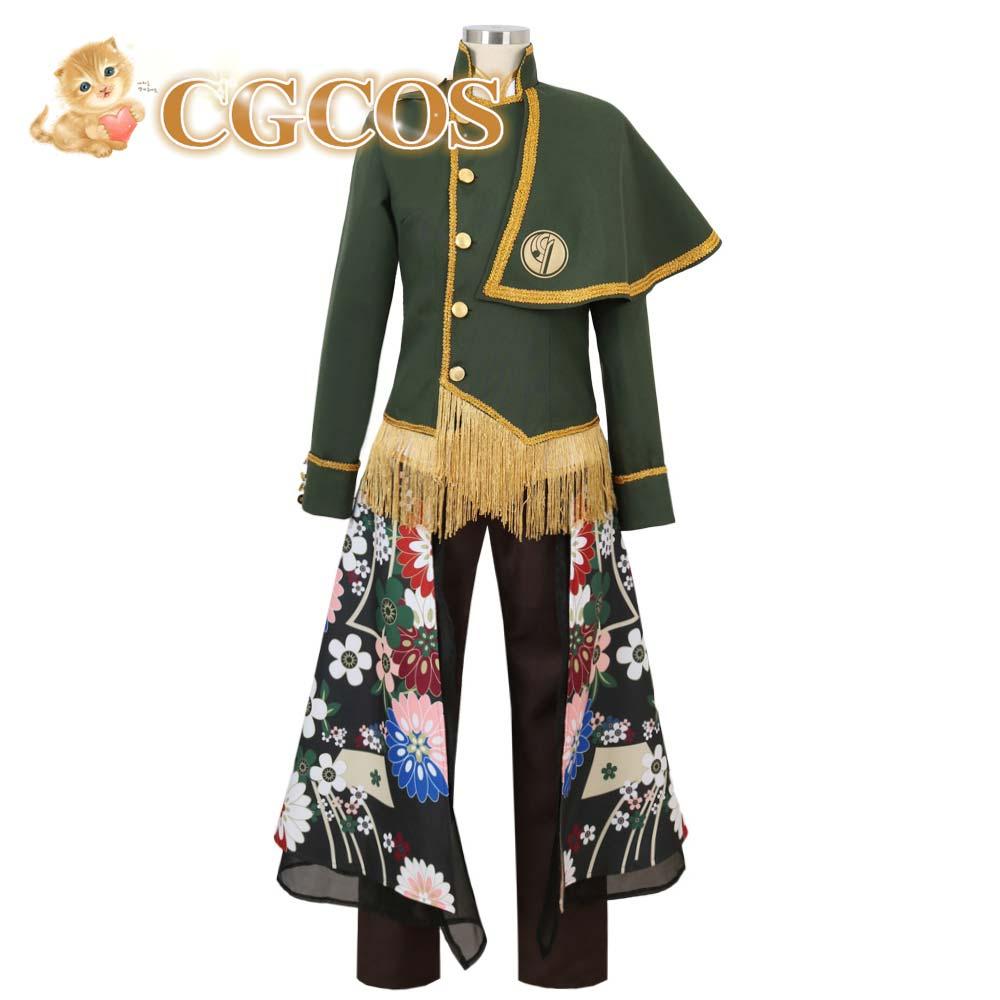CGCOS Express! Anime Game Cos Cosplay Costume Uniform Touken Ranbu Online Ishikirimaru Halloween Christmas Custom Made