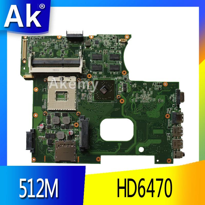 AK K42JZ Laptop motherboard DDR3 For ASUS A40J K42JB K42JY X42J K42JE Laptop Mainboa 100 tested