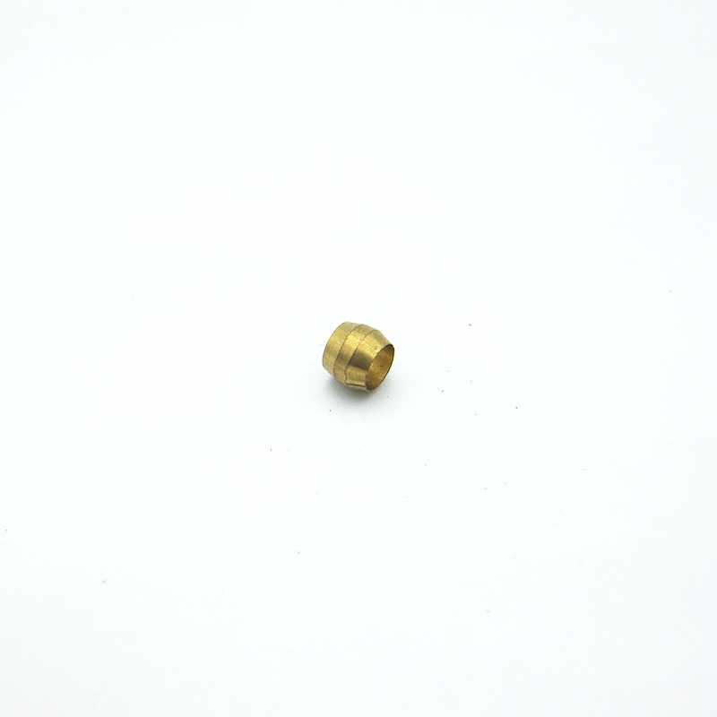 10 szt. 4mm ID mosiądz pasuje opaska kompresyjna montaż tulei Ferrule Ring
