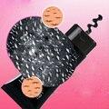Melhor Peel-off Máscara Facial Remover Cravo Máscara Preta Poros Tiras Pele limpa Purificação Descolar Acne Máscara Facial Cabeça Preta remoção
