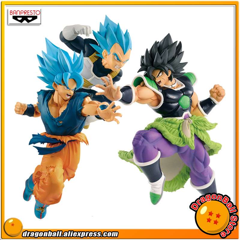 Japan Anime Dragon Ball SUPER Original Banpresto ULTIMATE SOLDIERS Collection Figure Super Saiyan God SS Goku