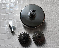 Steel Clucth Bell with 16T and 18T gears for baja 5B 5T 5SC