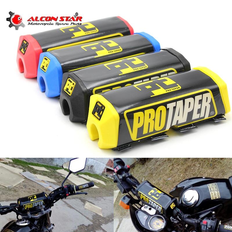 ZXTDR 1 1//8 Fat Handlebar Cross Bar Pad For ATV Quad Motorcycle Dirt Pit Bike Orange1