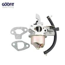 GOOFIT Carburetor Carb w/ Gaskets for 97cc 2.8hp Mini Baja Doodlebug Doodle Bug Db30 Dirt Pit Bike 3/5 Group-74