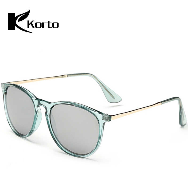 3659f4b6076 Zonnebril Dames Retro Fashion Sun Glasses Colored Shades Round Sunglasses  for Women Tinted Lens Circle Ladies