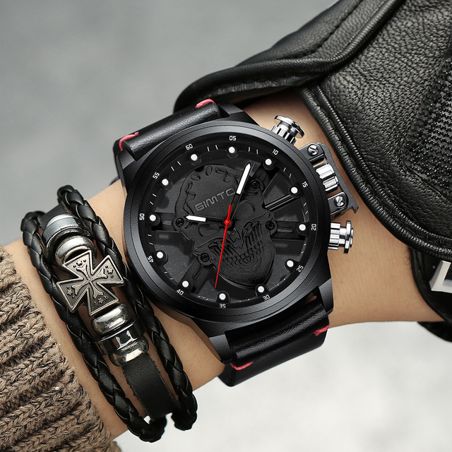 Awesome Halloween Watches 10 Colors 5