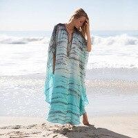 154f50afdc 2019 Sexy Beach Cover Up Beach Dress Tunic Pareos For Women Kaftan Beach  Saida De Praia