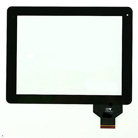 Black/White New Capacitive touch screen panel Digitizer Glass Sensor replacement For 9.7 DNS AirTab M975w TABLET Free Shipping new capacitive touch screen panel digitizer glass sensor replacement for clementoni clempad pro 6 0 10 tablet free shipping