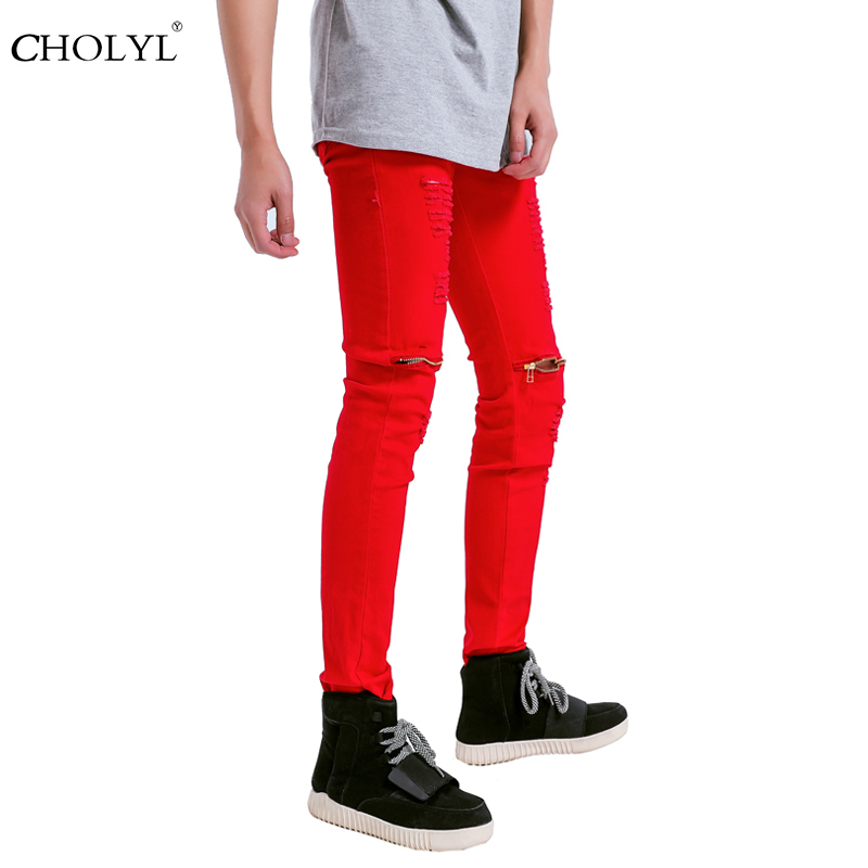 Online Get Cheap Red Distressed Jeans -Aliexpress.com | Alibaba Group