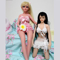 Athemis Love Dolls Clothing Sexy bra and mini skirt set white and pink color to choose custom made size