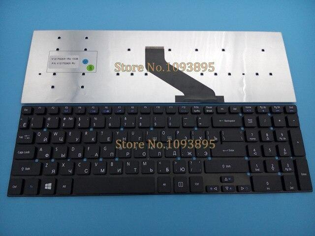 מקלדת רוסית חדשה עבור Acer Aspire Q5WV1 VA70 Z5WE1 Z5WE3 V5WE2 מקלדת רוסית למחשב נייד סדרת