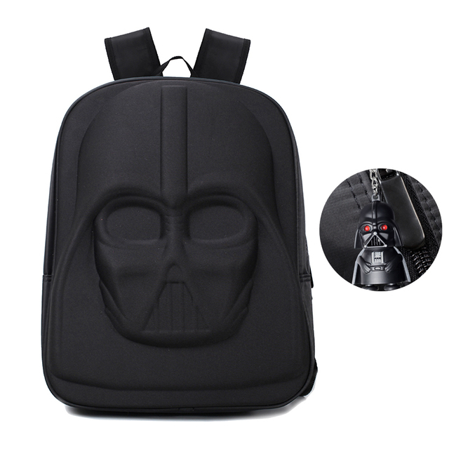 Sac à dos ordinateur Star Wars Dark Vador 15.6 pouces Darth Vador Geometric noir gLdmcS