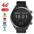 HOPE LITE 4G Смарт-часы Android 7,1 MTK6739 четырехъядерный Amoled 400*400 SmartWatch телефон пульсометр sim-карта поддержка сменный ремешок