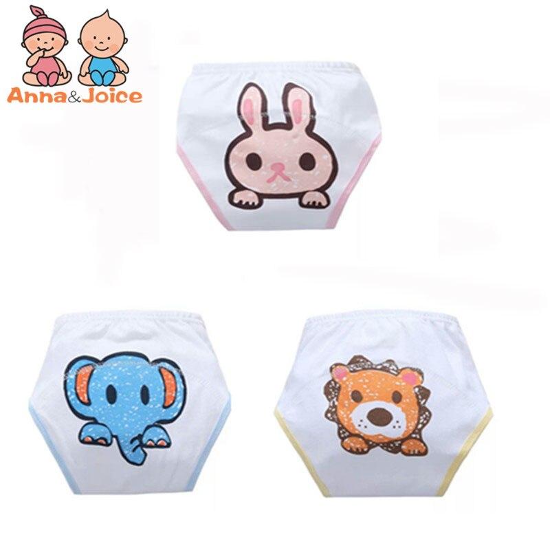 1Pc! Baby Bolsas Washable Diapers/100% Cotton Diapers/cloth Diaper/Training Pants Trx0003