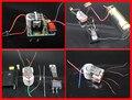 Комплект Повышение напряжения генератора инвертор сигареты дуги катушка зажигания модуль 15КВ высокочастотный трансформатор высокого напряжения