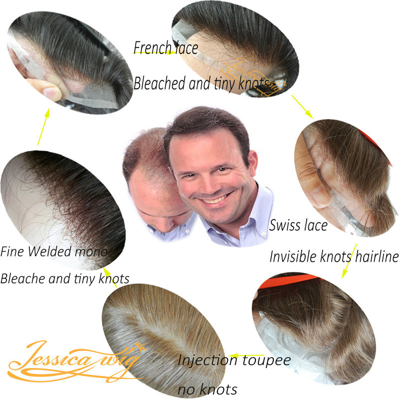 bese material toupee