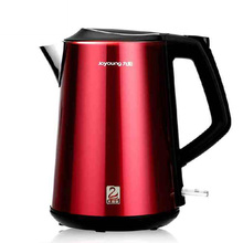 Free shipping Full stainless steel automatic power electric kettle 1.5 l can boil water quickly Electric kettles