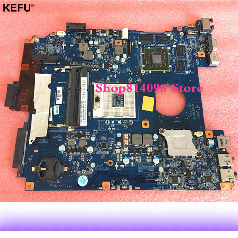 MBX 269 DA0HK5MB6F0 REV : F Free Shipping laptop motherboard For Sony SVE151 SERIES Notebook VIDEO CHIP 7670M